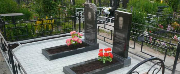 Купить памятник на кладбище Шатура Ваза. Покостовский гранит Сходненская